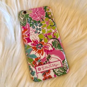 Lilly Pulitzer for Target Nosey Posie iPhone 6/6s